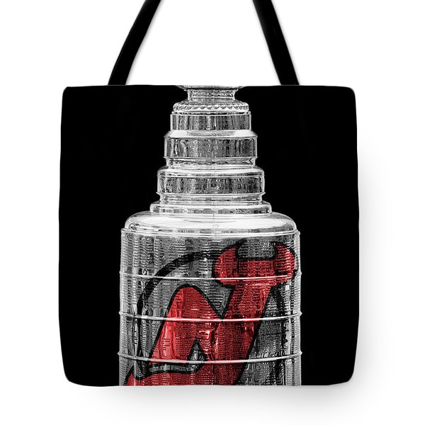 Stanley Cup New Jersey Tote Bag