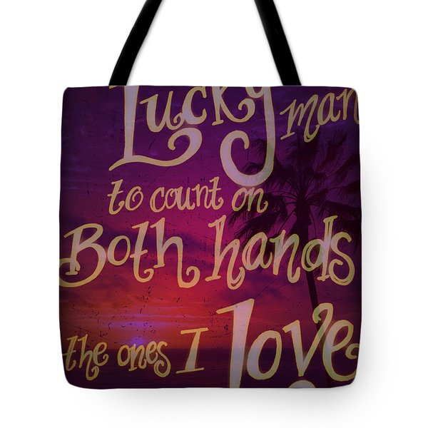 Stan's Beach 2 Tote Bag by Liz Martinez
