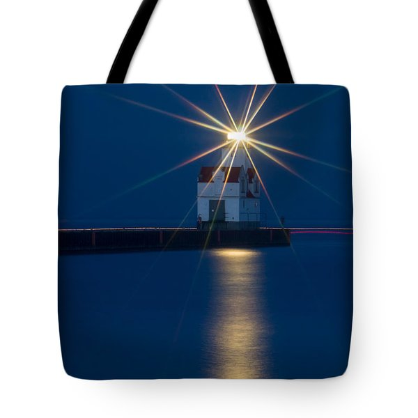 Star Bright Tote Bag by Bill Pevlor