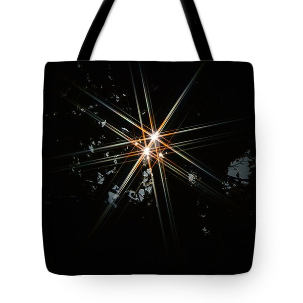 Star Bright Tote Bag by Donna Blackhall