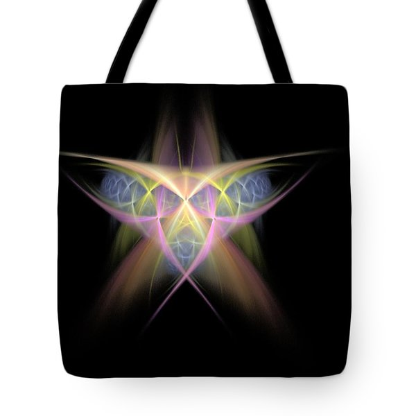 Star Tote Bag by Bruce Nutting
