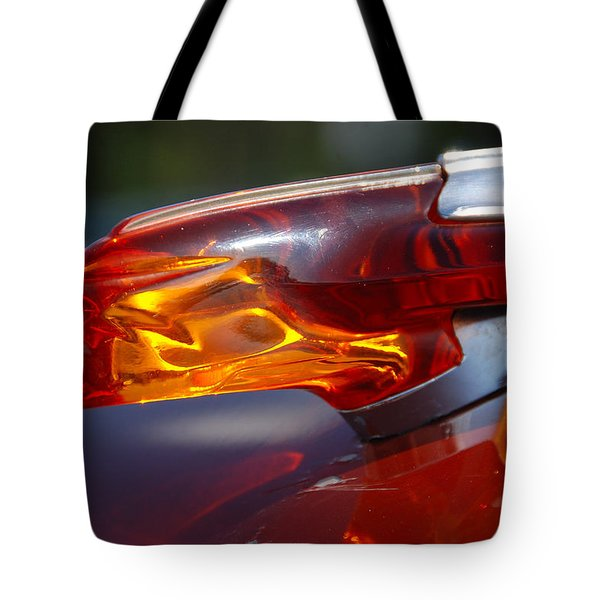 Tote Bag featuring the photograph Star Chief 1955 by John Schneider