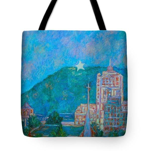 Star City Tote Bag