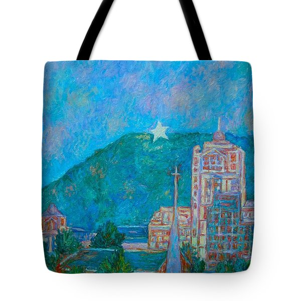 Star City Tote Bag