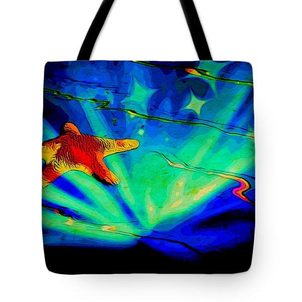 Star Dream Tote Bag