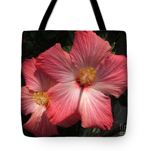 Star Flower Tote Bag by Barbara Griffin