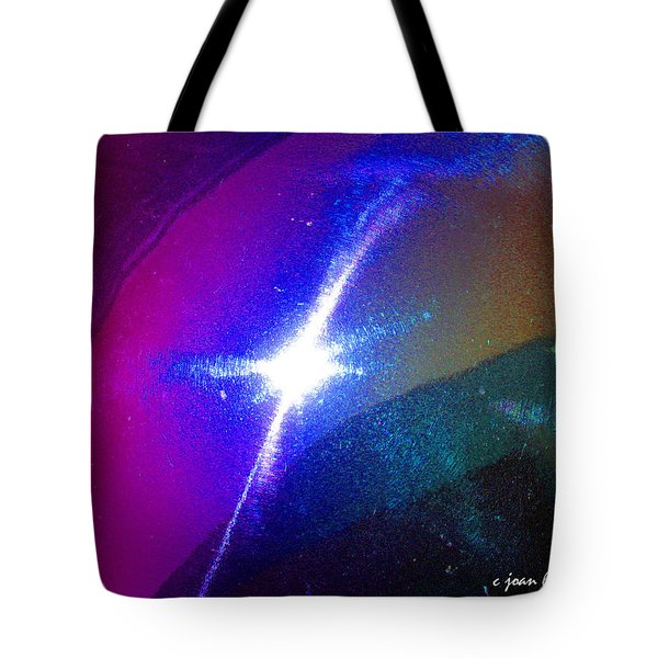 Tote Bag featuring the photograph Star by Joan Hartenstein