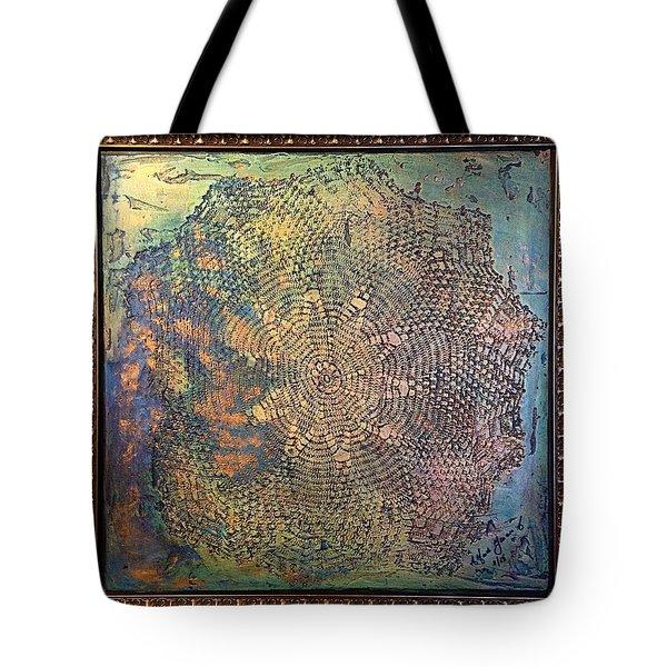 Star Masterpiece By Alfredo Garcia Art Tote Bag