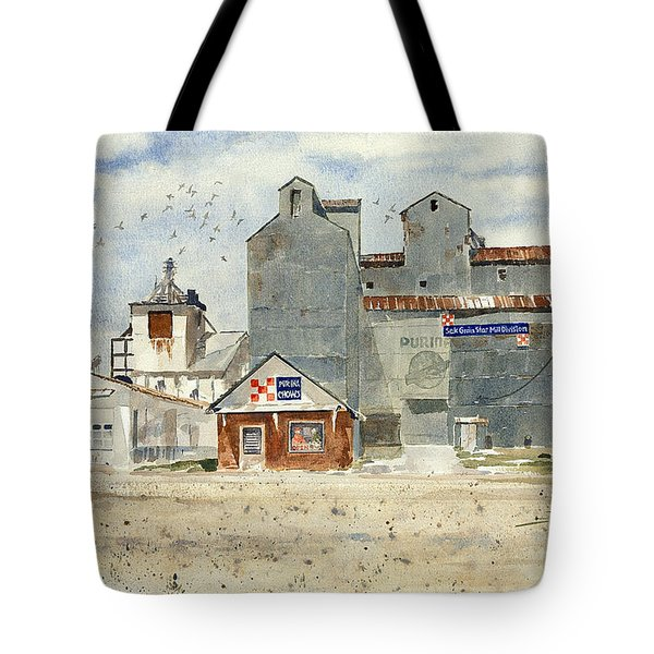 Star Mill Tote Bag