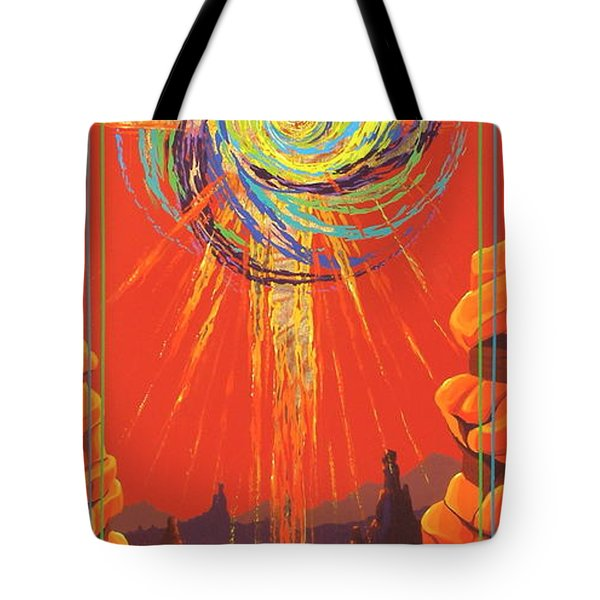 Star Of Splendor Tote Bag