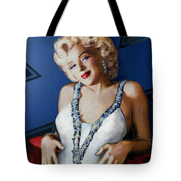 Star Of Wife Tote Bag by Theo Danella