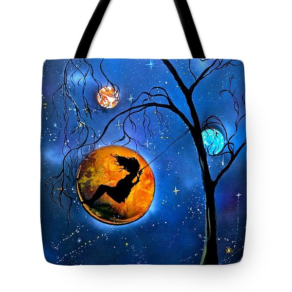 Star Swing Tote Bag