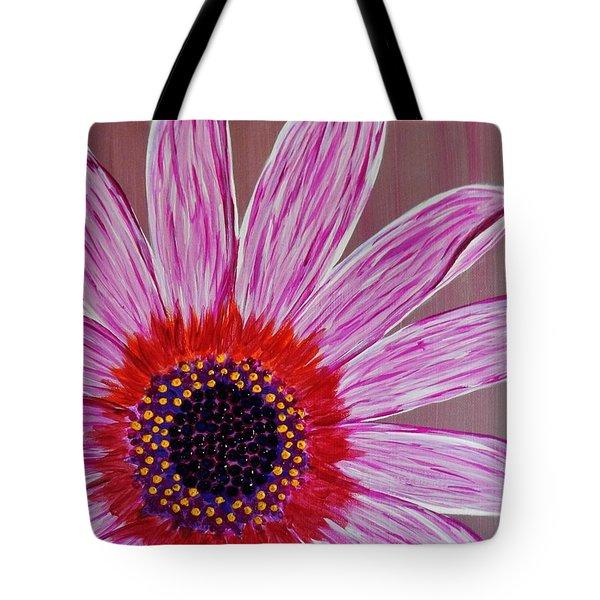 Starburst Tote Bag by Celeste Manning