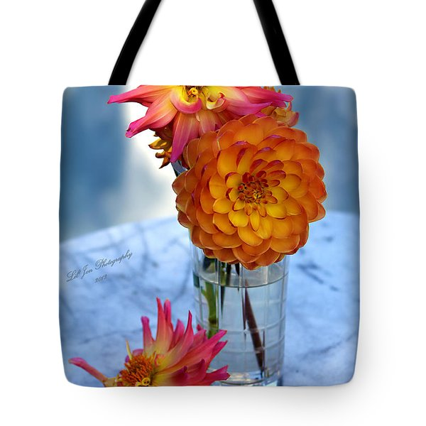 Starfire Tote Bag by Jeanette C Landstrom