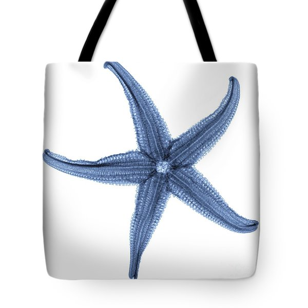 Starfish X-ray Tote Bag by Gustoimages