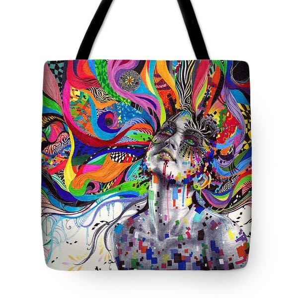 Stargaze Tote Bag by Callie Fink