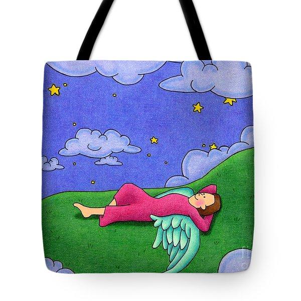Stargazer Tote Bag by Sarah Batalka