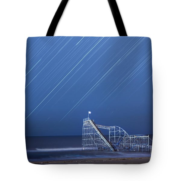 Starjet Under The Stars Tote Bag