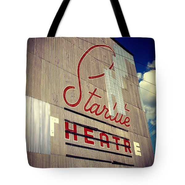 Starlite  Tote Bag by Trish Mistric