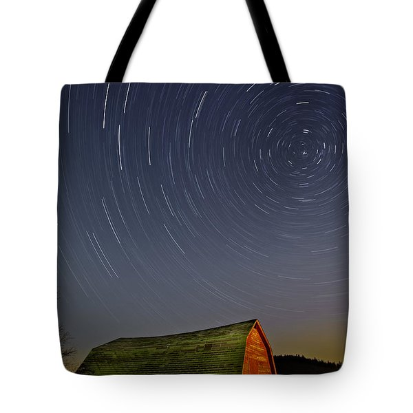 Starry Night Tote Bag by Susan Candelario