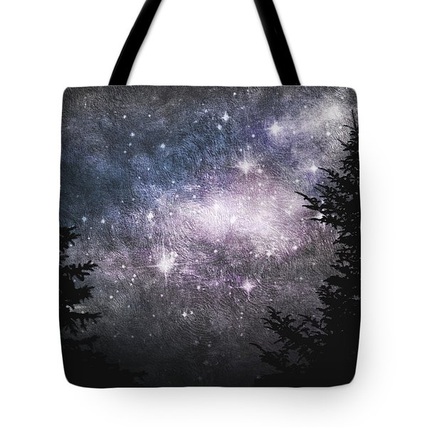 Starry Starry Night Tote Bag by Cynthia Lassiter