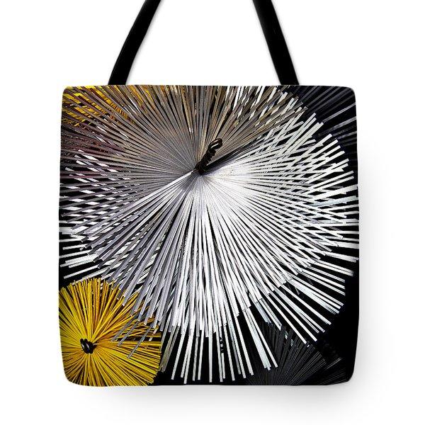 Stars Of Smoke Tote Bag