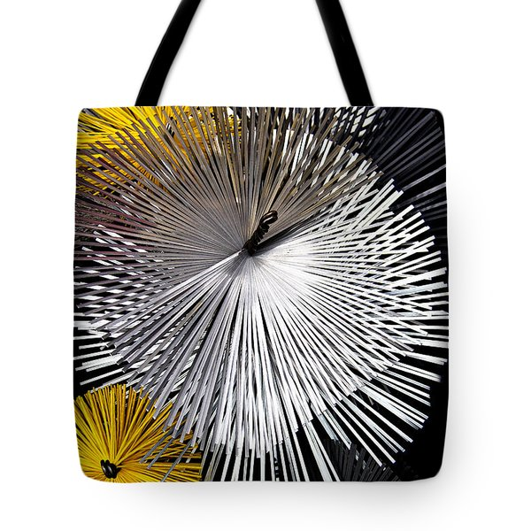 Stars Of Smoke Tote Bag