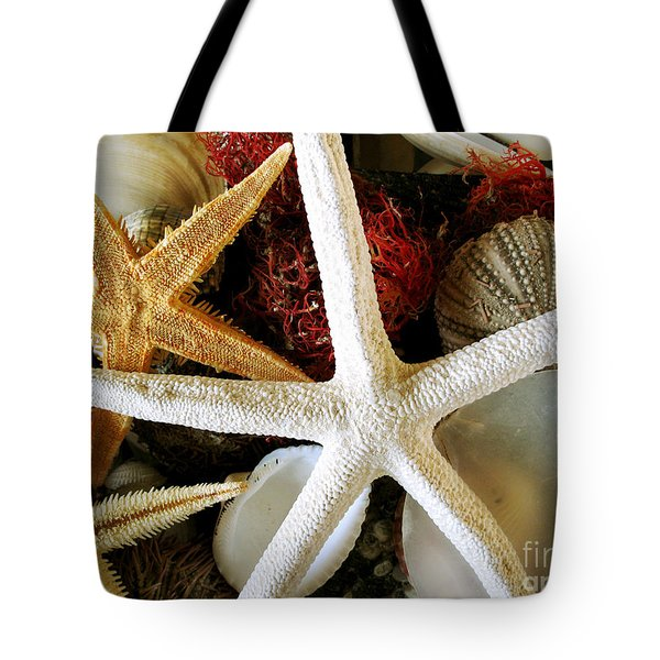 Stars Of The Sea Tote Bag