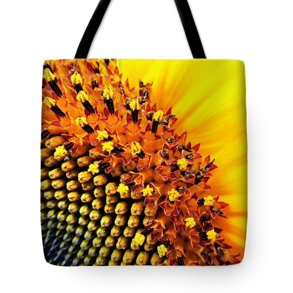 Stars Of The Sun Tote Bag