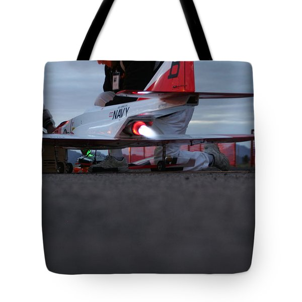 Startup Tote Bag by David S Reynolds