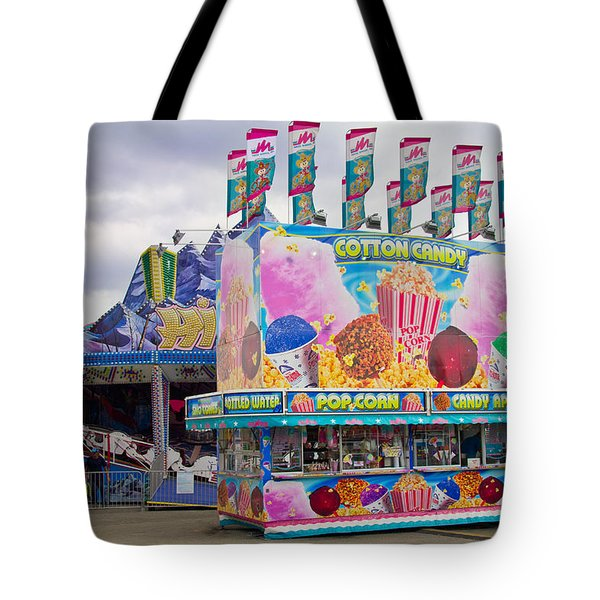 Tote Bag featuring the photograph State Fair by Steven Bateson