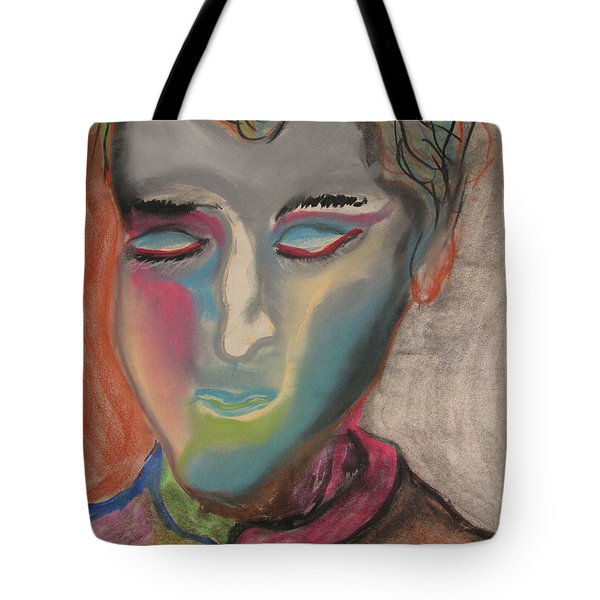 State Of Solace  Tote Bag by Peter Piatt