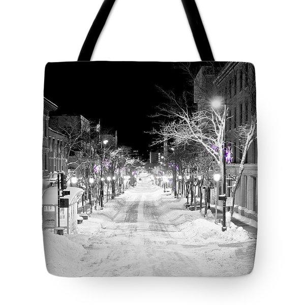 State Street Madison Tote Bag