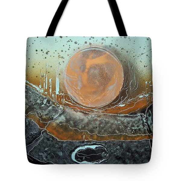 Station 11 Tote Bag