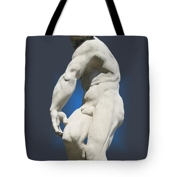 Statue 10 Tote Bag by Thomas Woolworth