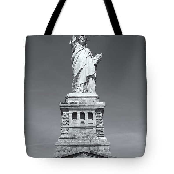 Statue Of Liberty IIi Tote Bag by Clarence Holmes