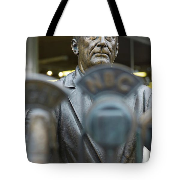 Statue Of Us President Franklin D Tote Bag