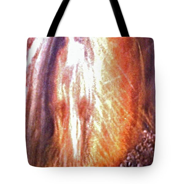 Statues At The Shrine Tote Bag