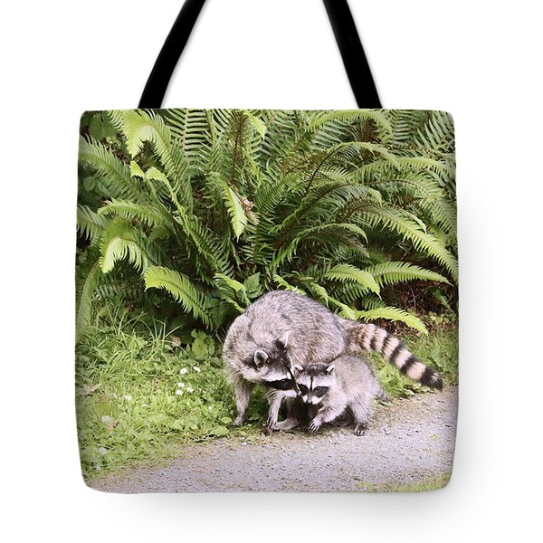 Stay Close And Run Fast  Tote Bag by Kym Backland