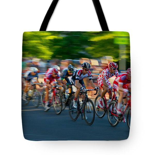 Tote Bag featuring the photograph Stay Focused by Kevin Desrosiers