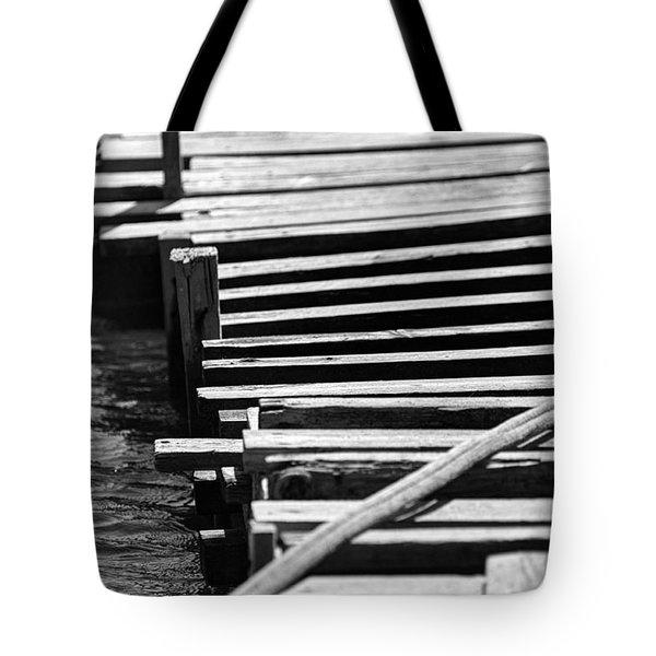 Stay Tote Bag by Taylan Apukovska