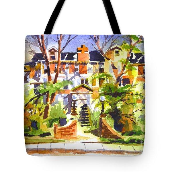 Ste Marys Of The Ozarks Hospital Tote Bag