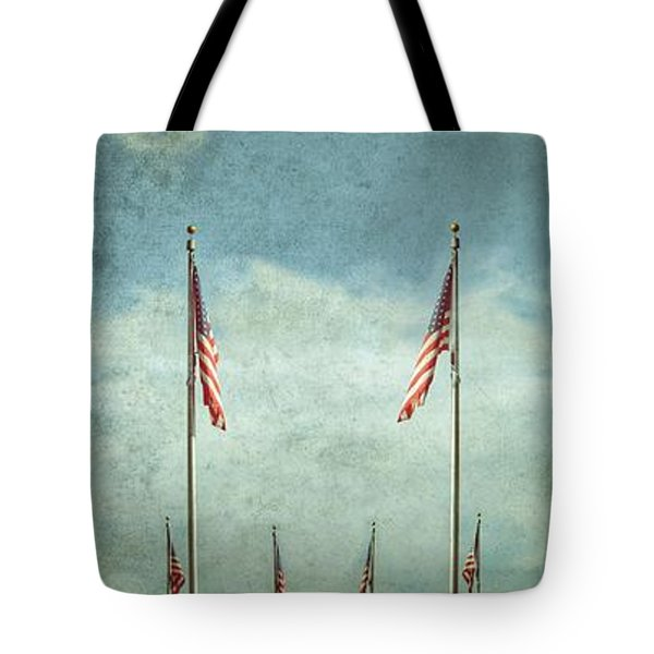 Steadfast Tote Bag