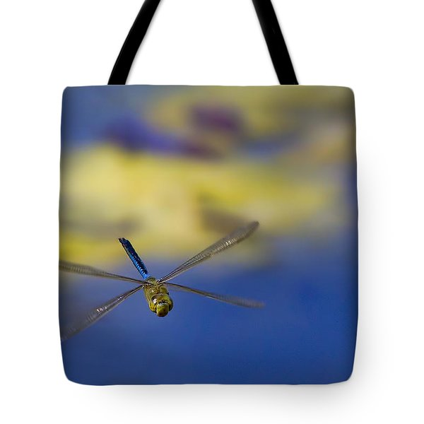 Tote Bag featuring the photograph Stealth Chopper by Gary Holmes