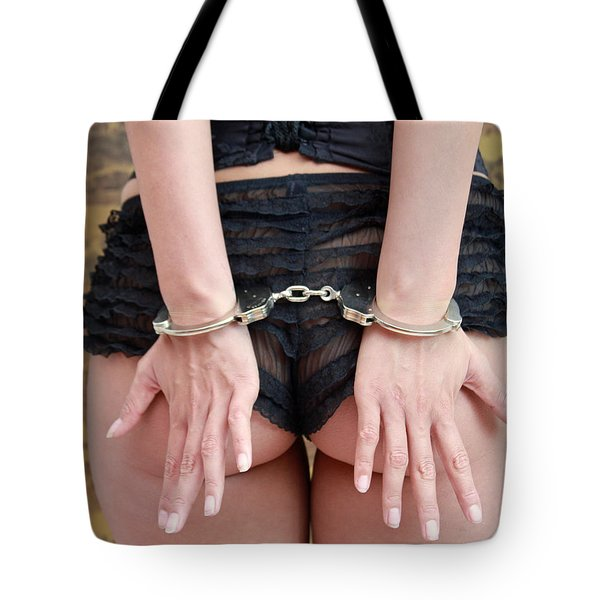 Steel And Flesh Tote Bag