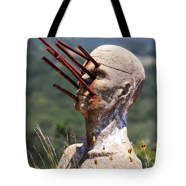 Steel Vision Tote Bag