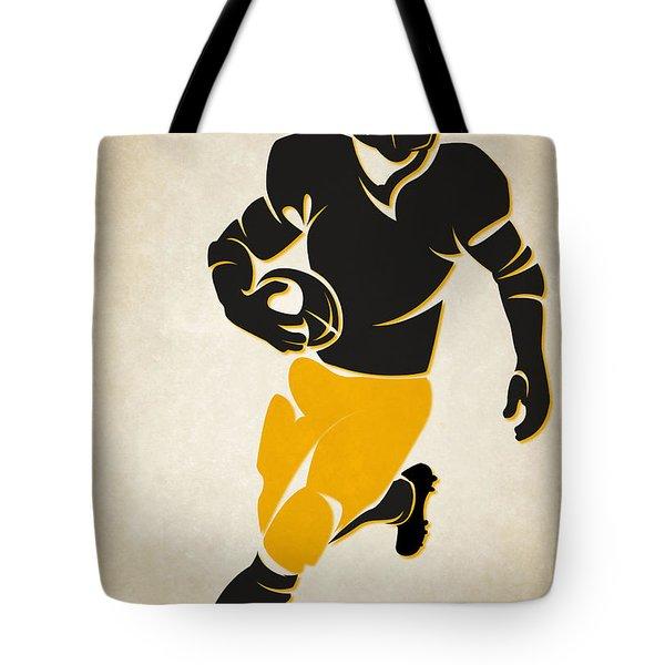 Steelers Shadow Player Tote Bag