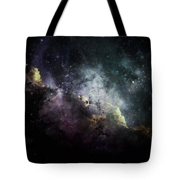 Stellar 2 Tote Bag by Cynthia Lassiter