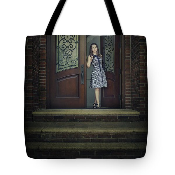 Step Into My Dream Tote Bag