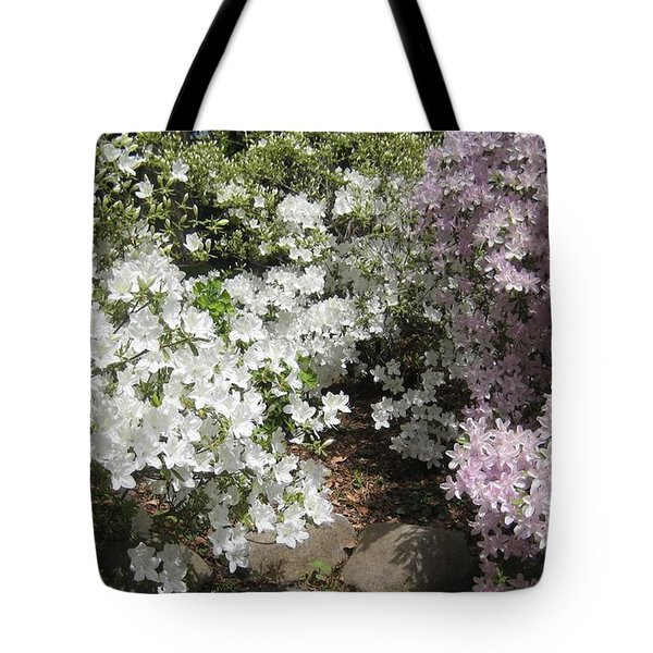 Step Into Spring Tote Bag